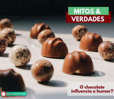 Mitos e verdades: O chocolate influencia o humor?