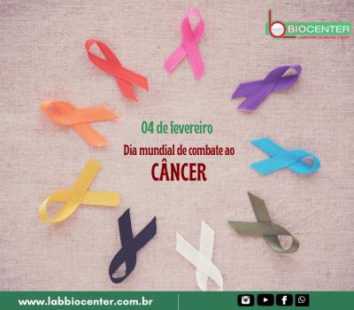 04/02 - Dia mundial de combate ao Câncer