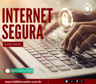 Dia da Internet Segura: Proteja-se na rede!