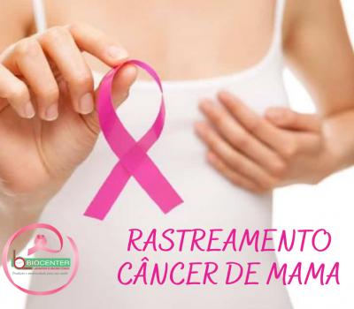 Rastreamento de câncer de mama