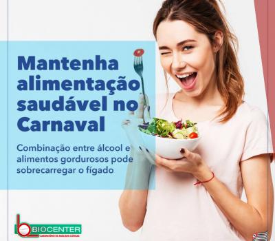 Aproveite o Carnaval sem deixar sua saúde de lado